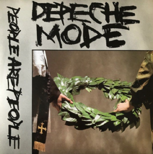 "Depeche Mode ‎- People Are People (7"") (EX-/VG+)"